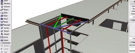 Coordinating a 3D Model with Revit