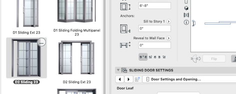 Techniques to Defining Windows & Doors