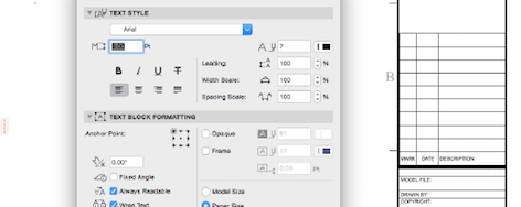 Customizing Drawing Titles & Sheet Layouts