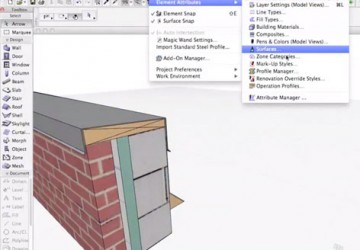 ARCHICAD Attributes