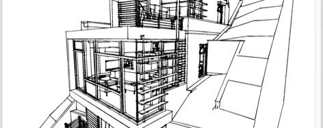 Sketch Rendering Using ArchiCAD