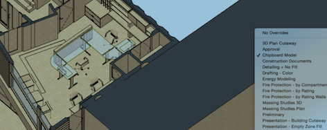 Using Graphic Overrides in ARCHICAD