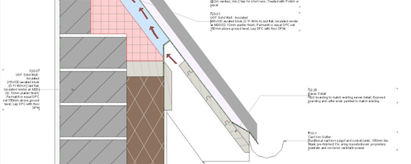 Creating Live Details from a 3D Model in ARCHICAD