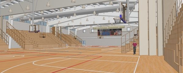 Case Study: Gymnasiums in ARCHICAD