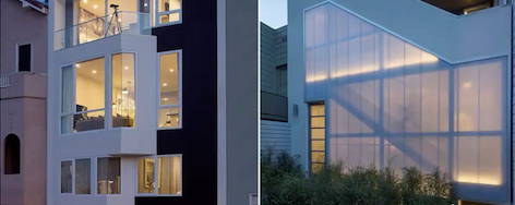 Two Takes on Modern Architecture