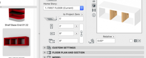 Objects: Creating Custom 2D & 3D Objects in Archicad