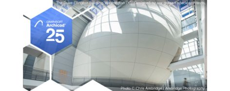 Archicad 25 | New Features Overview